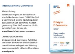 Information E-Commerce