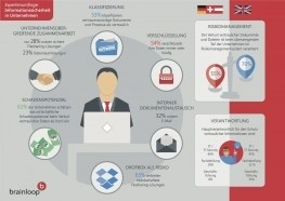 Infografik Informationssicherheit