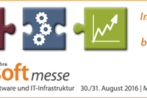 topsoft Messe: Zwei Tage lang volles Programm