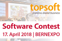 Die Contestanten am Software Contest 2018