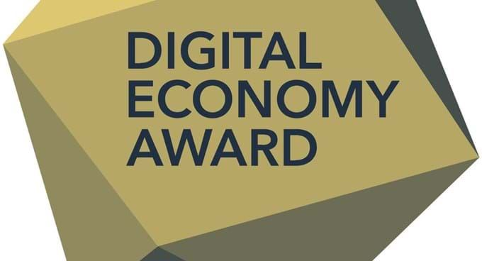 Verleihung Digital Economy Award