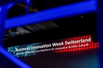 Erste Ausgabe der Business Innovation Week Switzerland in Planung