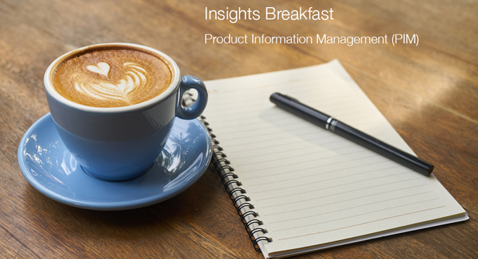 advandoo Insights Breakfast: PIM