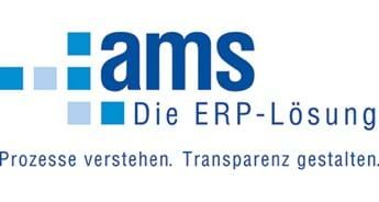 ams.erp Solution AG logo