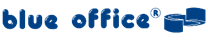 blue office consulting ag logo