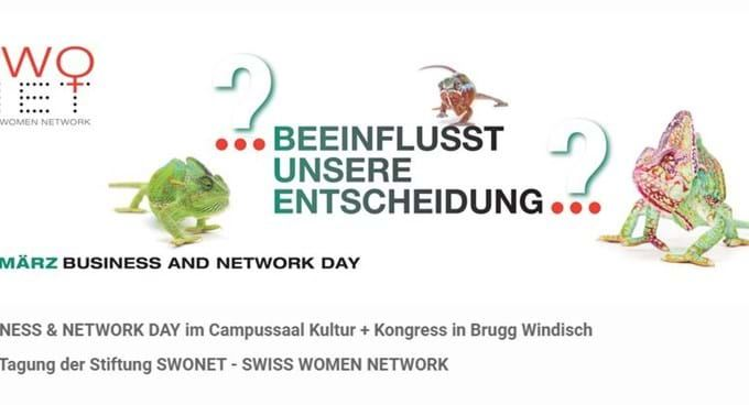 Business & Network Day 2020 by SWONET