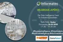 Data Intelligence Event für Industrie-Spezialisten