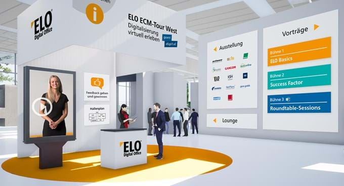 ELO ECM-Fachkongress goes Digital